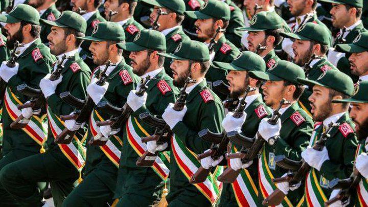 """الحرس الثوري الإيراني يهدد بإغراق سفن أميركية بـ""""أسلحة سرية"""""""