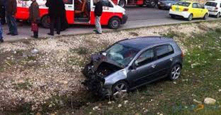 مصرع شخص واصابة 253 اخرين بحوادث سير الاسبوع الماضي