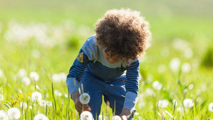 الأطفال الذين يقضون المزيد من الوقت في الطبيعة صحتهم العقلية أفضل
