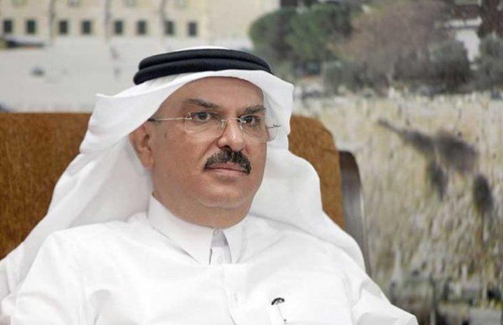 العمادي: قطر ستوفد فريقا فنيا لحل أزمة كهرباء غزة