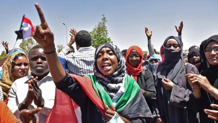 """تجمع المهنيين السودانيين: أدنى سقف تفاوضي مع """"العسكري"""""""