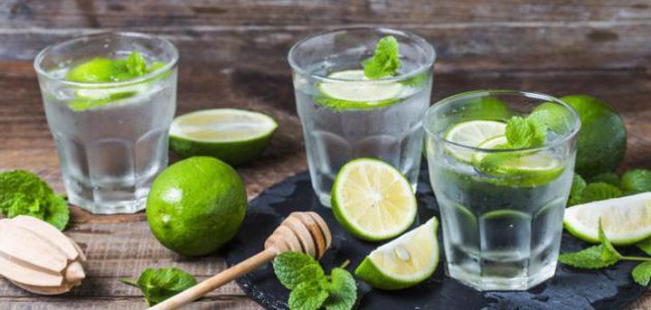 فوائد شرب الليموناضة بعد الافطار في شهر رمضان