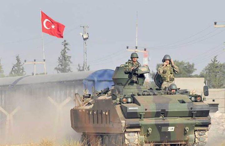 الجيش التركي ينطلق في عملية عسكرية  ضد المسلحين شمال العراق