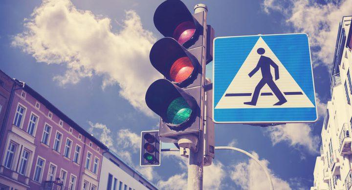 """اختبار نظام ذكي لإشارات مرور تعتمد على """"النية"""""""