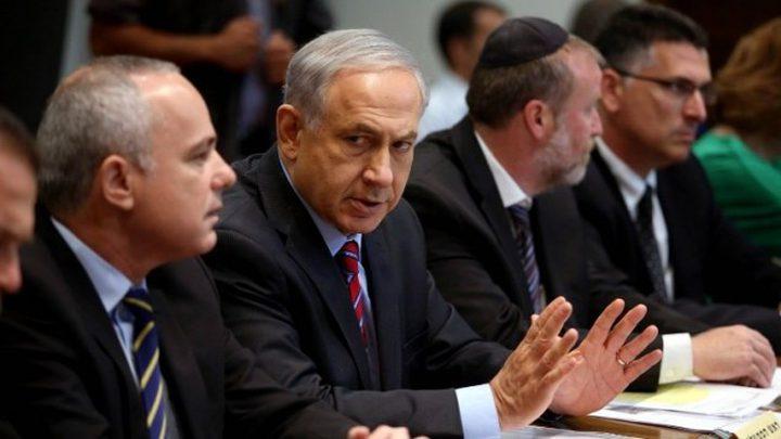 نتنياهو يفشل في تشكيل الحكومة الاسرائيلية
