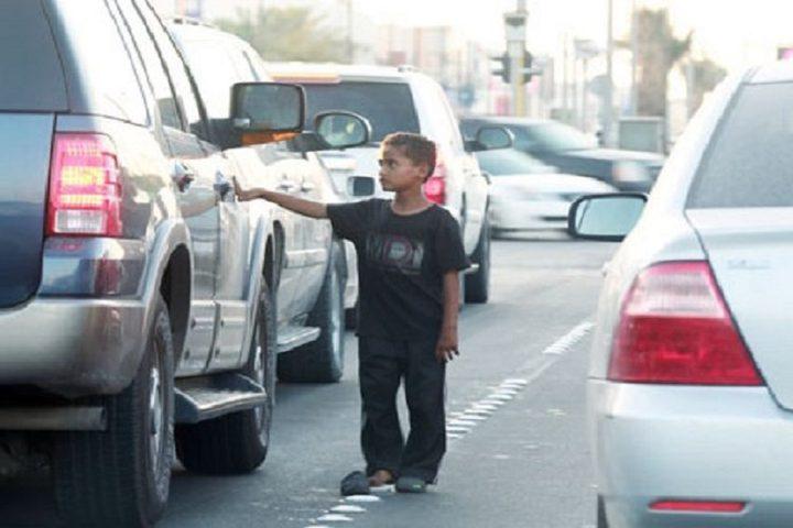 بيت لحم: الشرطة تعتقل متهما باستغلال الأطفال لصالح التسول