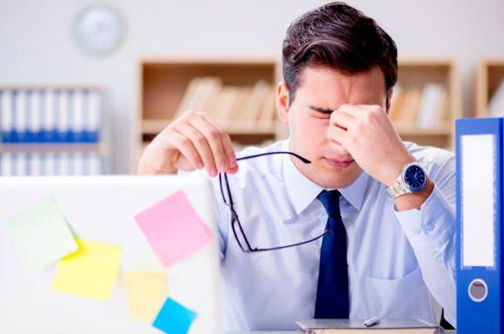 """منظمة الصحة العالمية تدرج """"ارهاق العمل""""ضمن لائحة الأمراض"""