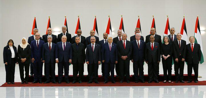 توضيح هام من الحكومة الفلسطينية حول قضية رفع رواتب الوزراء