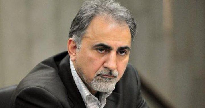 ايقاف عمدة طهران السابق بتهمة قتل زوجته