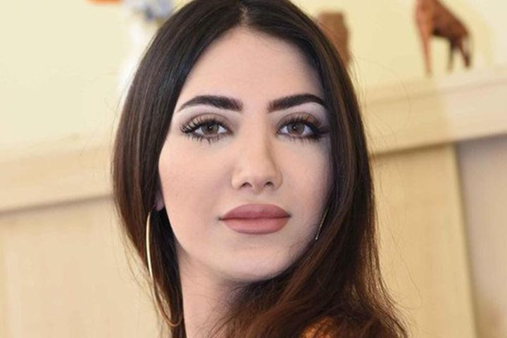 روان مهدي تصدم الجميع بحلق شعرها