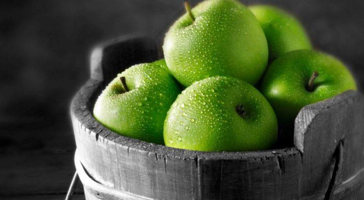 فوائد بذور التفاح الاخضر