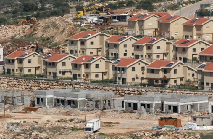 اسرائيل تصدر قراراً ببناء 800 وحدة استيطانية جديدة بالقدس