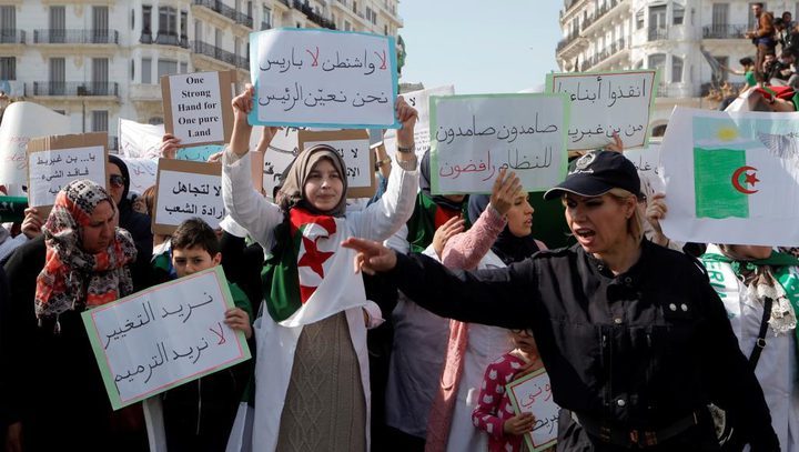 تورط مسؤولين كبار في الجزائر بقضايا فساد