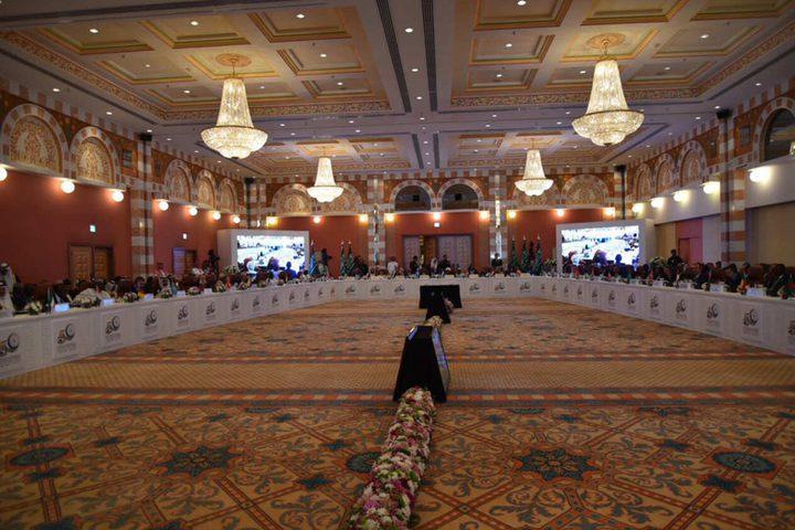 في القمة الاسلامية بمكة..توحيد الموقف تجاه قضايا العالم الاسلامي
