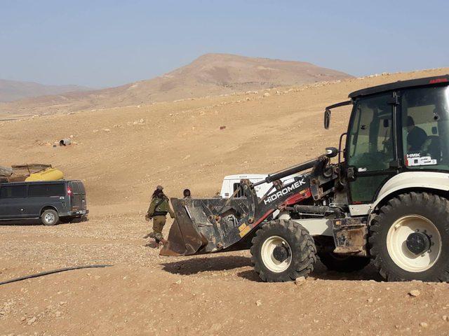 الاحتلال يستهدف المواطنين العزل في الأغوار
