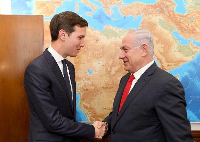 كوشنير في القدس المحتلة للقاء نتنياهو