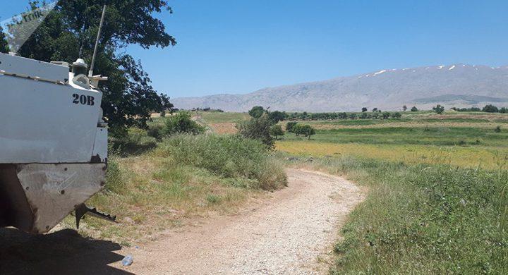 """دبابات إسرائيلية تخترق خط """"ألفا"""" في الجولان...والجيش السوري يتأهب"""