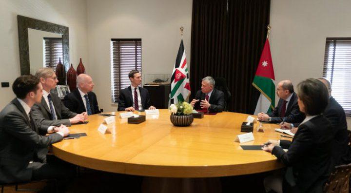 """سي إن إن: عاهل الأردن لم يلتزم بحضور """"ورشة البحرين"""""""