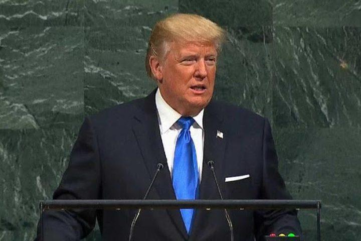 ترامب يؤكد استعداده للتفاوض مع طهران في حال أرادت ذلك