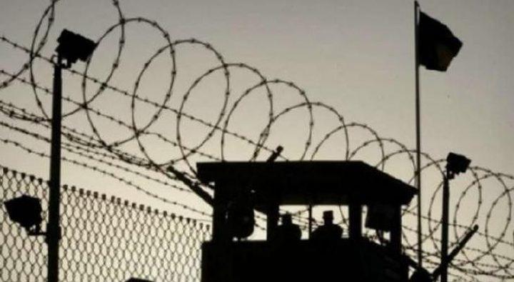 أسير من بلدة جبع جنوب جنين يواصل إضرابه المفتوح عن الطعام