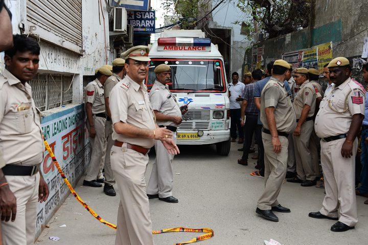 الهند.. قتل زوجته وسلم رأسها للشرطة !