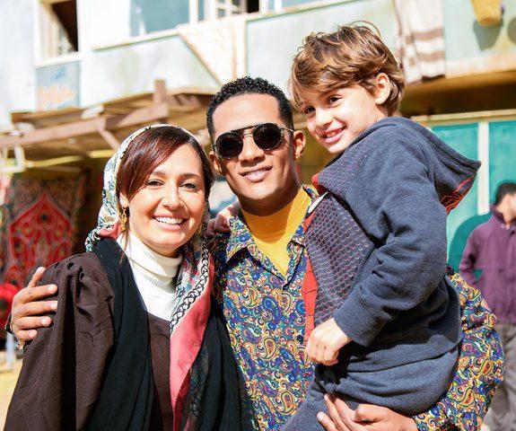 صورة: في الحلقة 26 من زلزال.. محمد رمضان يتزوج حلا شيحة