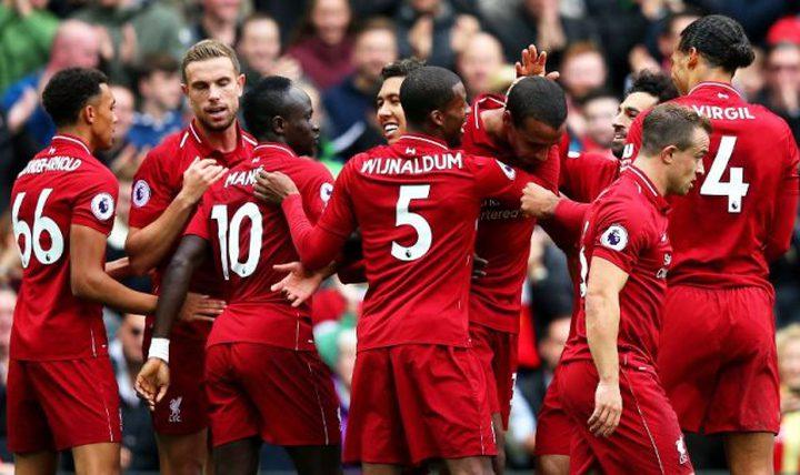 ليفربول يتوج بدوري أبطال أوروبا للمرة السادسة في تاريخه
