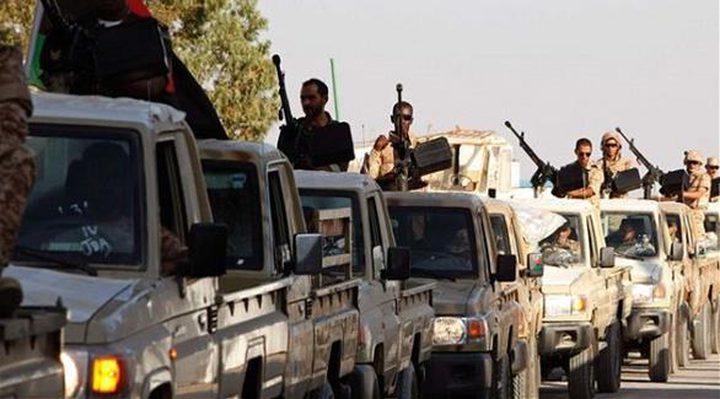 """هدوء جنوب طرابلس وسط تحشيدات عسكرية استعداداً لـ""""معركة فاصلة"""""""