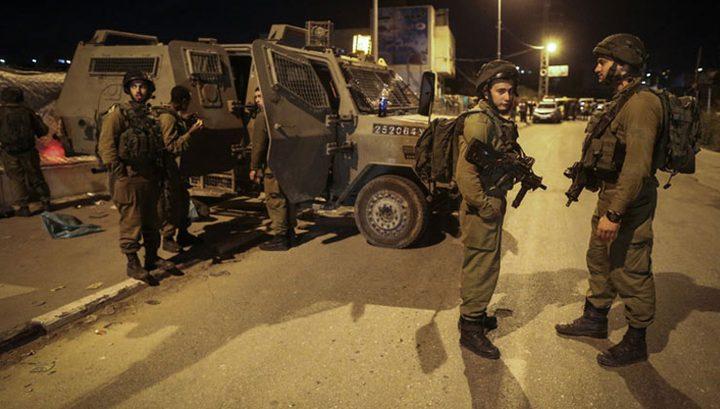 الاحتلال يعتقل أمين سر حركة فتح  في القدس و8 آخرين