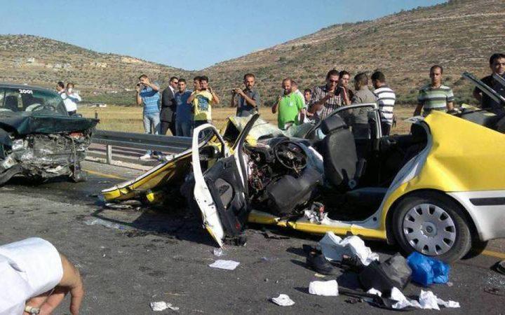 مصرع شخصين وإصابة 269 آخرين في حوادث سير الأسبوع الماضي