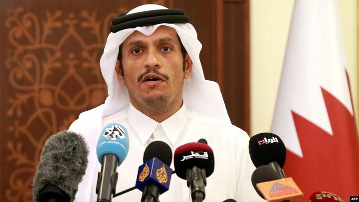 قطر تعلن تحفظها على بياني القمتين العربية والخليجية لأسباب..؟