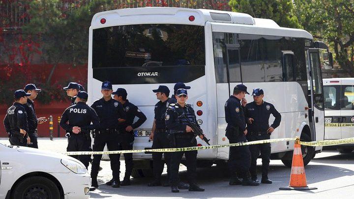 الدفاع التركية تقبض على 20 شخصا كانوا يخططون لشن عملية إرهابية