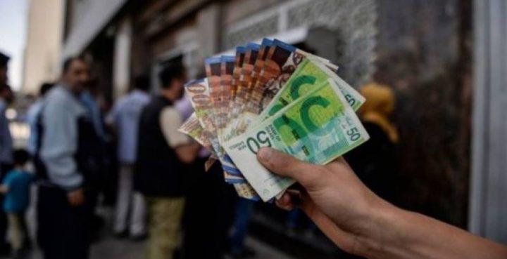الاحتلال ينوي اقتطاع مبالغ مالية ضخمة من عائدات الضرائب