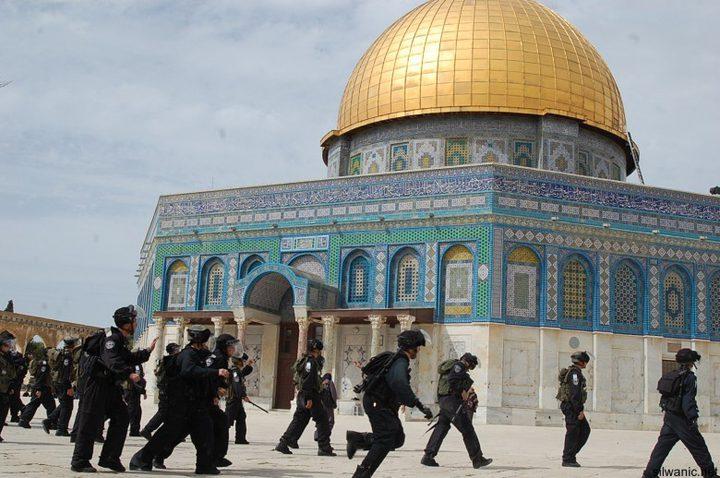 الأردن تدين اقتحام الاحتلال للأقصى والاعتداء على المصلين