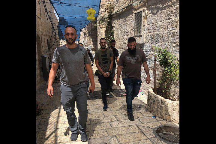 اعتقال نجل أمين سر حركة فتح في القدس