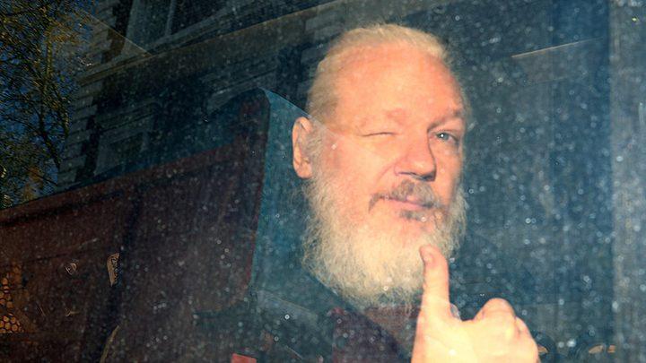 القضاء السويدي يرفض إصدار مذكرة اعتقال بحق أسانج