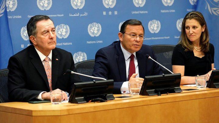 اجتماع بشأن فنزويلا يدعو المجتمع الدولي إلى دور أكبر في التسوية