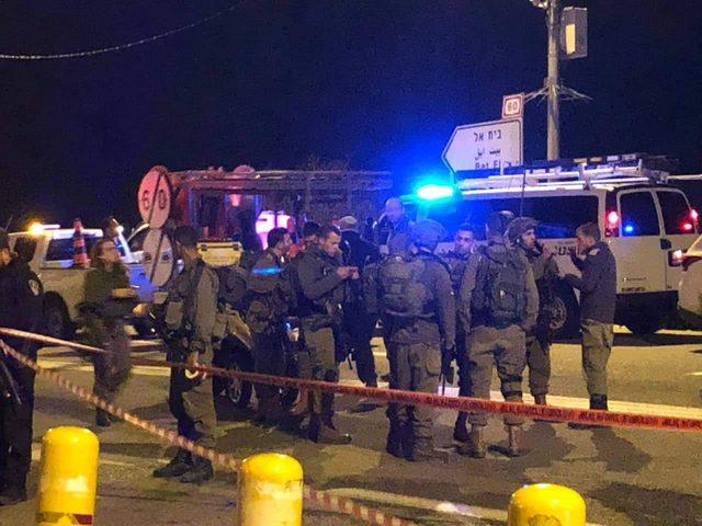 اعتقال عنصر من قوات الاحتلال أشعل النار في الضفة الغربية