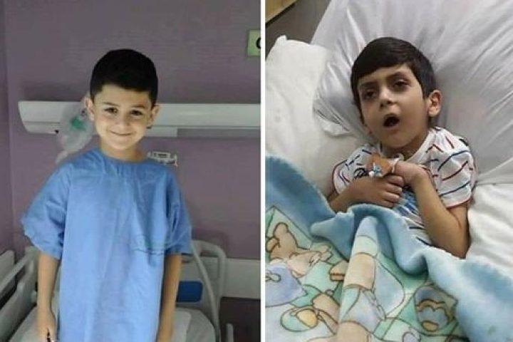 وفاة الطفل أمير زيدان بعد 3 سنوات من المعاناة