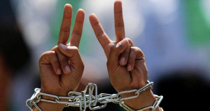 قلقيلية: الإفراج عن الأسير القدومي بعد 17 عاما في سجون الاحتلال