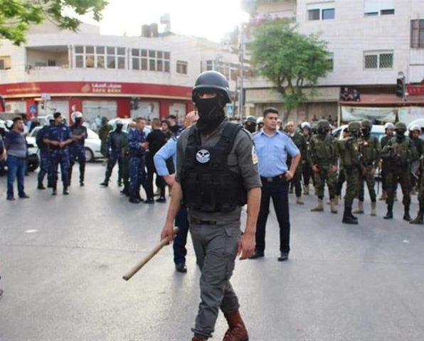 إيقاف عدد من مناصري حزب التحرير لمجاهرتهم بالافطار