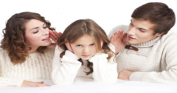 """5 عبارات توقف عن قولها """"فورا"""" لأبنائك"""