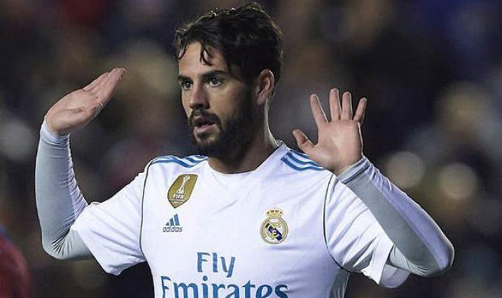 ريال مدريد يرحب بفتح المزاد على إيسكو