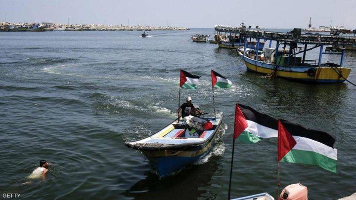 الاحتلال يقرر تقليص مساحة الصيد في بحر غزة