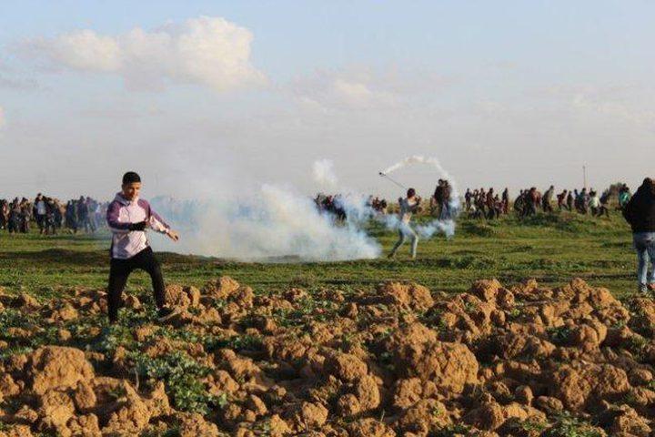 الاحتلال يمنع المزارعين من جني محاصيلهم جنوب الخليل