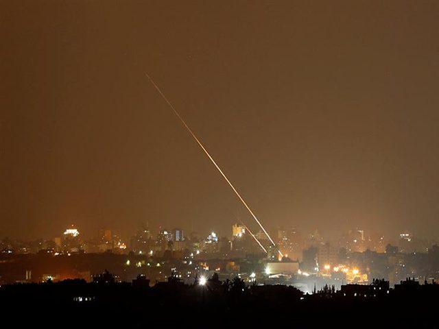 الاحتلال يزعم رصد محاولة إطلاق صواريخ من سوريا تجاه الجولان