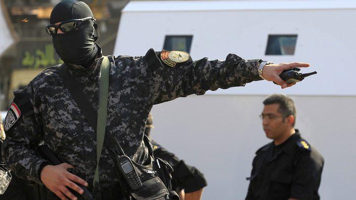 مقتل 5 عناصر إجرامية في تبادل لإطلاق النار مع الشرطة المصرية