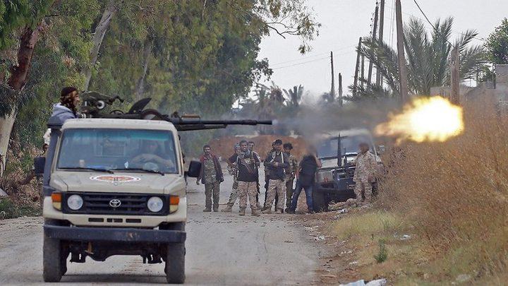الإعلام الحربي: القليل من الكيلومترات تفصلنا عن قلب طرابلس