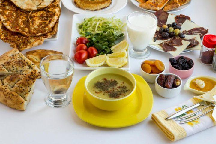 8 نصائح للحفاظ على الوزن بعد رمضان