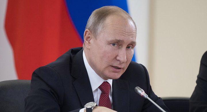 """بوتن يدافع عن """"هواوي"""".. ويحذر من """"حرب تكنولوجية"""""""